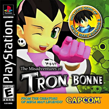 Box art for the game The Misadventures of Tron Bonne