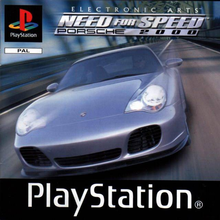 Box art for the game Need for Speed: Porsche Unleashed