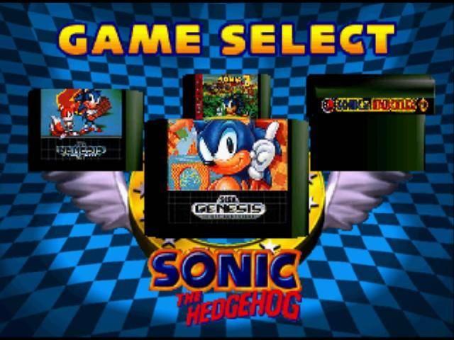 Sonic Jam - Sega Saturn - Alvanista