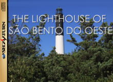 Box art for the game The Lighthouse of São Bento do Oeste