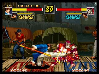 Kizuna Encounter: Super Tag Battle Neo Geo
