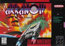 Capa do jogo Arkanoid: Doh It Again