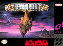 Box art for the game Brain Lord