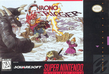 Box art for the game Chrono Trigger