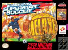 Capa do jogo International Superstar Soccer Deluxe