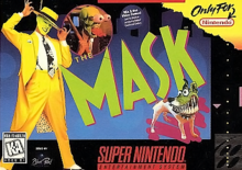 Box art for the game The Mask