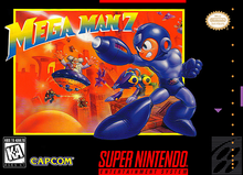 Box art for the game Mega Man 7