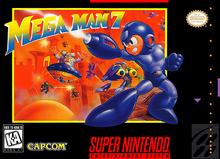 Capa do jogo Mega Man 7