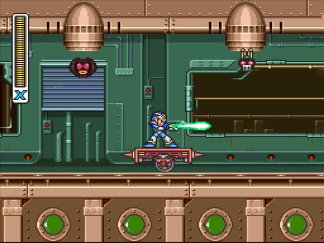 [Análise Retro Game] - Mega Man X - SNES Medium_4_screenshot
