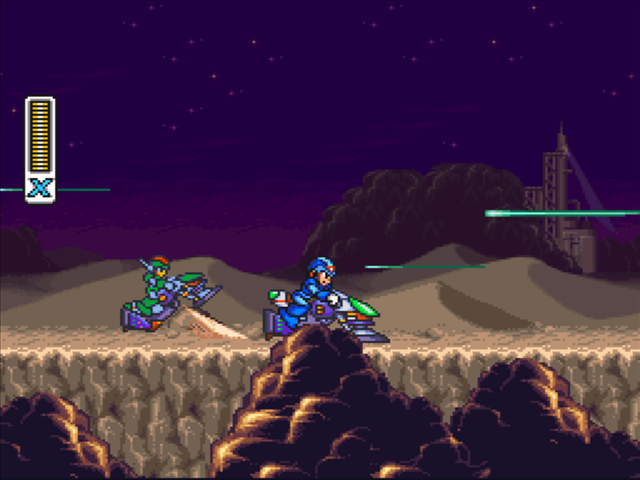 [Análise Retro Game] - Mega Man X2 - SNES Medium_2_screenshot