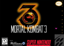 Box art for the game Mortal Kombat 3