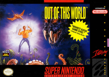 Box art for the game Out of This World