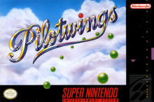 Box art for the game Pilotwings