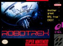 Box art for the game Robotrek