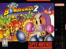 Box art for the game Super Bomberman 2