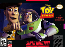 Box art for the game Toy Story