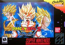 Box art for the game Dragon Ball Z: Hyper Dimension
