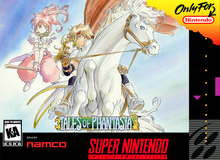 Box art for the game Tales of Phantasia
