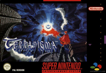 Box art for the game Terranigma