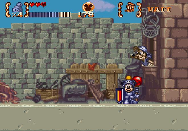 Disney's Magical Quest 3 Starring Mickey & Donald - SNES