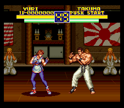 Art Of Fighting 2 Snes Alvanista