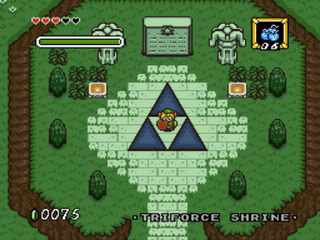 The Legend of Zelda: Parallel Worlds - SNES - Alvanista