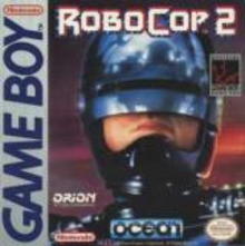 Box art for the game Robocop 2