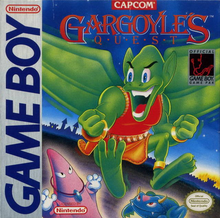 Box art for the game Gargoyle's Quest