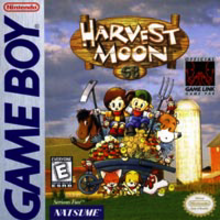 Box art for the game Harvest Moon GB