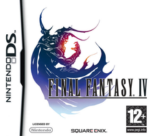 Box art for the game Final Fantasy IV