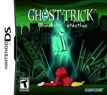 Box art for the game Ghost Trick: Phantom Detective
