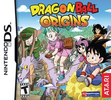 Box art for the game Dragon Ball: Origins