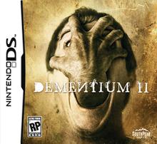 Box art for the game Dementium II