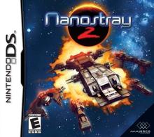 Box art for the game Nanostray 2