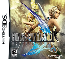 Box art for the game Final Fantasy XII: Revenant Wings