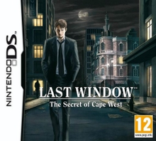 Box art for the game Last Window: The Secret of Cape West