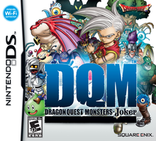 Box art for the game Dragon Quest Monsters: Joker