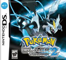 Box art for the game Pokemon Black Version 2