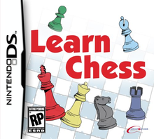 Box art for the game Learn Chess