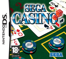 Box art for the game SEGA Casino