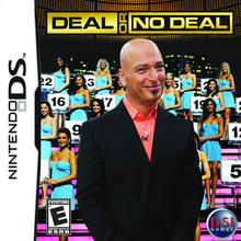 Box art for the game Deal or No Deal