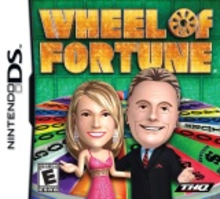 Box art for the game Wheel of Fortune (2010)