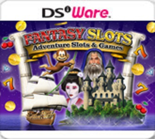 Box art for the game Fantasy Slots: Adventure Slots and Games