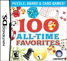 Box art for the game 100 All-Time Favorites