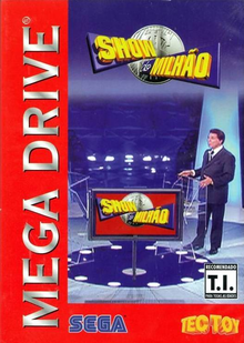 Box art for the game Show do Milhao