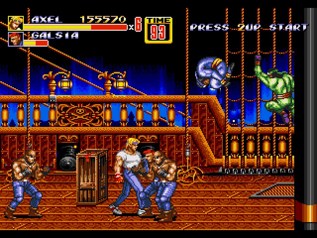 [Análise Retro Game] - Streets Of Rage 2 - Mega Drive Medium_2_screenshot