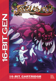 Box art for the game Tanglewood