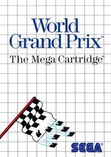 Box art for the game World Grand Prix