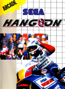 Capa do jogo Hang On