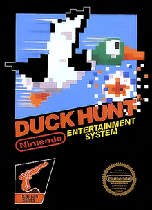 Box art for the game Duck Hunt
